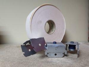 Materiales para aislamiento acústico.