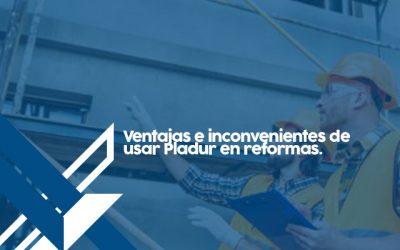 Ventajas e inconvenientes de usar Pladur para reformas.